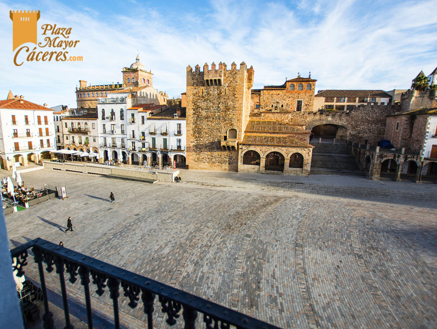 6 sitios que debes ver en el casco histórico de Cáceres